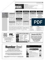 Claremont COURIER Classifieds 8-14-15
