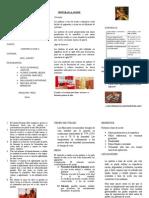 Trifoliado Del Aceite