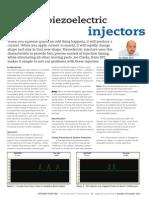 Testing Piezoelectric Injectors 1