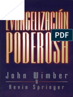 John Wimber Evangelizacion Poderosa