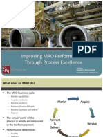 Teamsai Improving Mro Performance Through Process Excellence 121002f