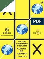 boletim cenex 2015