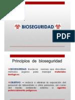 BIOSEGURIDAD y Microscopia