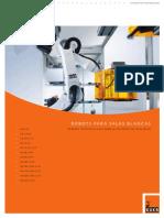 Kuka Robots Robot Industrial Catalogo Geral Robots Kuka Para Salas Brancas 512211