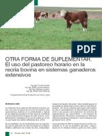 INIA - Nro 40 - Pastoreo Horario