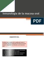 Inmunología de la mucosa oral