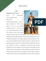 Biografía Ramón Castilla