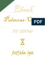 Ebook Palavras-Chave 2015 (edição comemorativa de 10 anos)