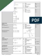 formel Für den Elektroinstallateur