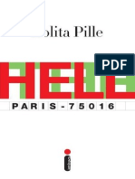 Hell Paris 75016 Lolita Pille