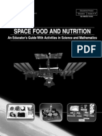 Food for Nasa Space Travel