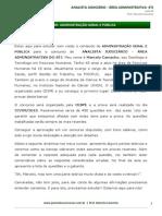 Aula0 Admin Geral Publica TE ANALISTA STJ2015 89873