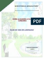 PLAN DE VIDA ALEXANDRA AYALA