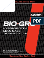 Bio-Gro HyperGrowth Lean Mass Final