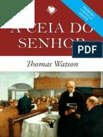 A Ceia do Senhor — Thomas Watson.pdf