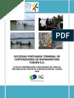 Plan de Compensación a Pescadores Del Estero Aguacate