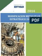 1ra Mod Plan Estrategico 2013-2017