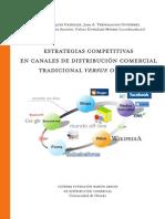 Estrategias Competitivas en Canales de Distribución Comercial Tradicional Versus on-line