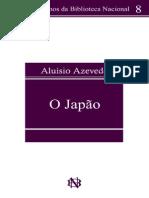 O Japão - Aluiósio de Azevedo