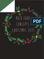 RFC Christmas Brochure 2015