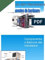 Presentación sobre el Hardware