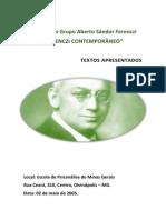 I Evento Do Grupo Aberto Sandor Ferenczi - Textos Apresentados