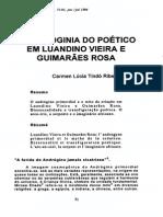 Laudino Vieira e Guimarães Rosa