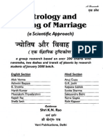 Jyotish_Astrology and Timing of Marriage_ K.N.rao_ English_Hindi