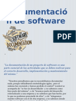 Documentación de Software