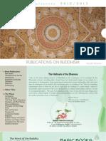 International Catalog 2012