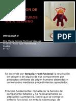 Transfusion Paciente Neonato