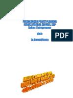 Profit Planning Dalam Entrepreneur