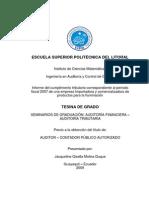 Informe de Cumplimiento Tributario- Jmolina