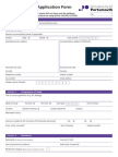 Portmouth Application Form