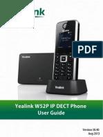 Manual Yealink IP