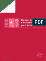Manual Procedimentos Vacinacao 2014