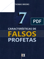 7 Características de Falsos Profetas - Thomas Brooks.pdf