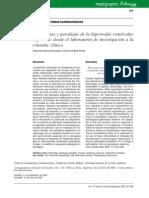 Paradigmas y Paradojas de La HTVI UDLA
