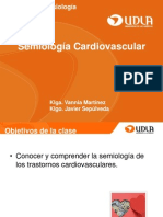 Semiologia Cardiovascular Udla
