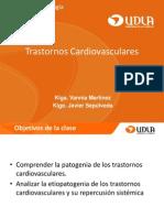 Trastornos Cardiovasculares II Fisiopatologia Udla
