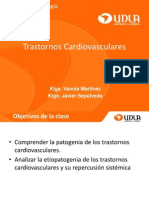 Trastornos Cardiovasculares I Fisiopatologia uDLA