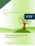 Elementos para el diagnóstico del contexto educativo.pdf