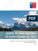 Diversidad Biologica en Chile