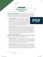 content area 1 eus and eks - global prehistory