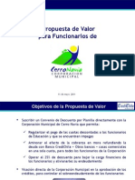 PPT Ordenamiento Financiero Corp Municipal Cerro Navia