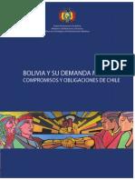 Bolivia y Su Demanda Maritima