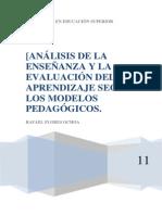 1. Rafael Flores. Análisis de La Eseñanza...