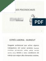 RIESGOS - PSICOSOCIALES