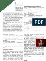 "Buletin JOCO(Jowo Community) STKS Bandung ""PALAWI"" Edisi Tahun I No 001 Februari 2010"