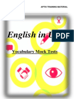 Grammar and Vocab Self Study